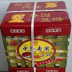 中餐专用豆瓣(纸箱)