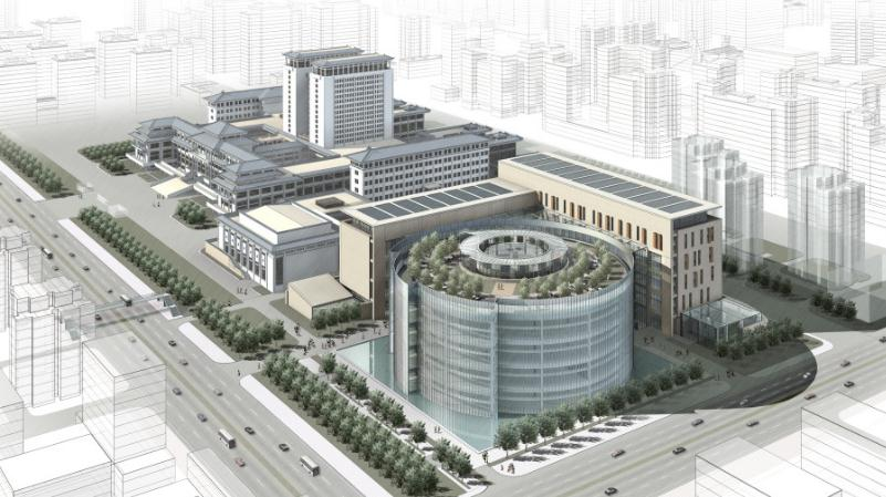 中国建筑:新签合同额规模再创新高 买入评级