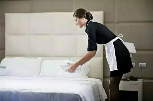酒店客房清洁小技巧