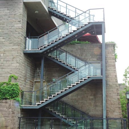 楼梯栏杆生产