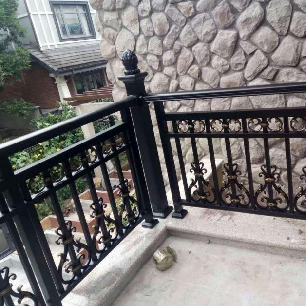 铝合金栏杆生产