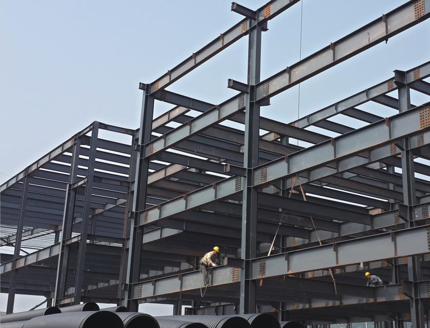 钢架结构案例