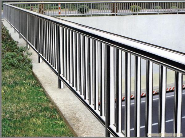 不锈钢栏杆案例