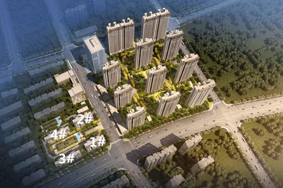 南京中海城南公館