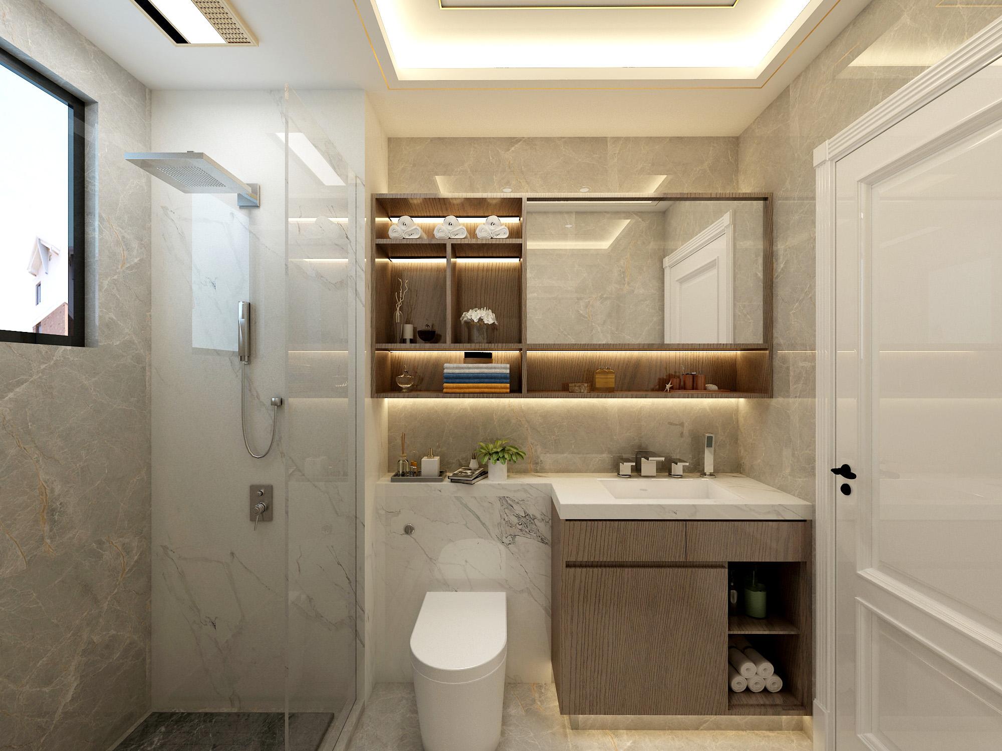 你們家衛生間為什麽老是返臭?