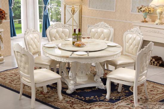 大理石餐桌优缺点 大理石餐桌有辐射吗