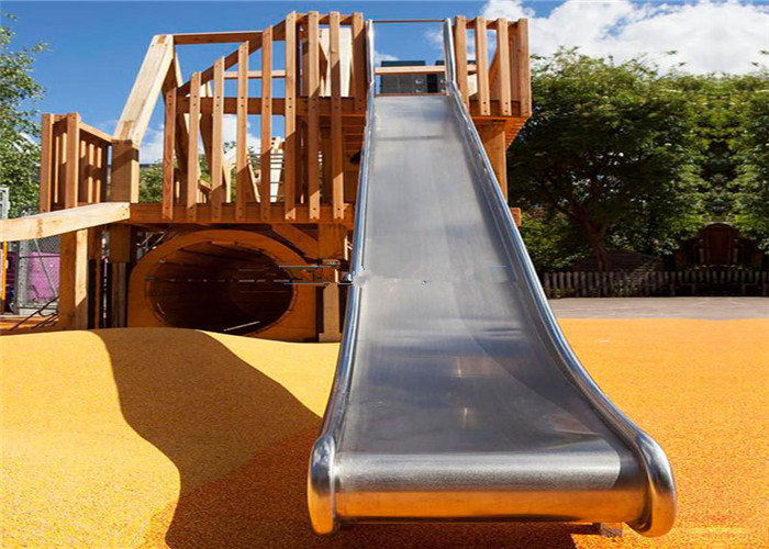 不銹鋼滑梯