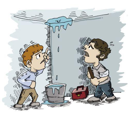 下雨天楼房漏水怎么办?怎么处理比较好?