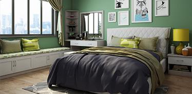 90%的人不知道,卧室装修做到这2点,舒适堪比五星级酒店