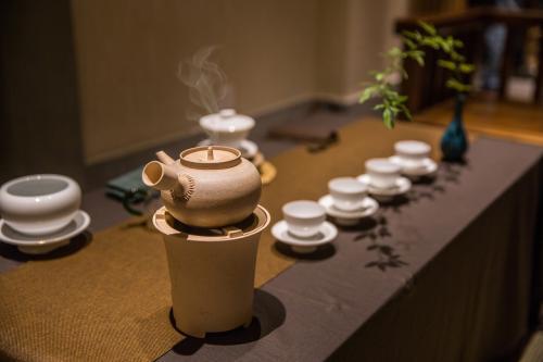 品茶,更在意的是一份耐烦