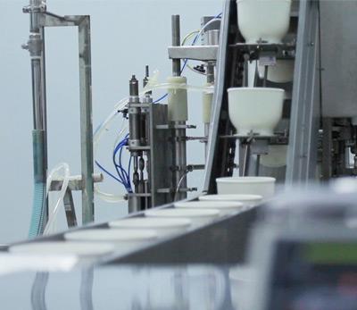 魔芋代餐罐头生产线