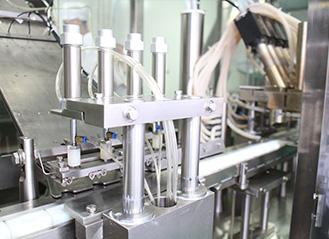 三七口服液生产厂区