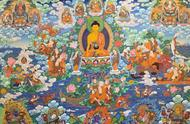 唐卡的主要绘画过程步骤 揭秘佛教唐卡的绘画过程
