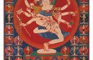 解读|藏传佛教绘画:唐卡艺术风格的演变与发展