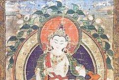 带你走近中国非物质文化遗产——西藏唐卡