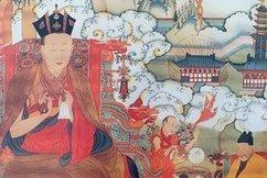 西藏唐卡艺术迎来划线发展