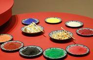 探究:彩绘唐卡的制作程序与颜色使用