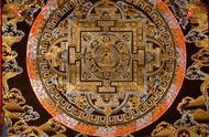 精美的西藏唐卡艺术欣赏