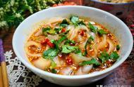 宽粉不止烫火锅好吃,这样做更好吃,酸辣入味有嚼劲,暖胃又解馋