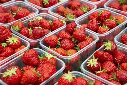 现在草莓正好吃,掌握这3点,就能选到好草莓