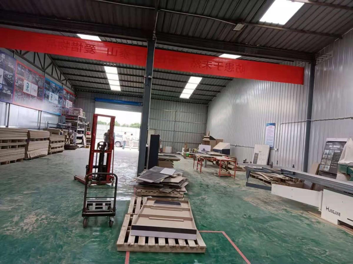 楚天工廠展示
