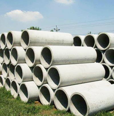 钢筋混凝土水泥管道