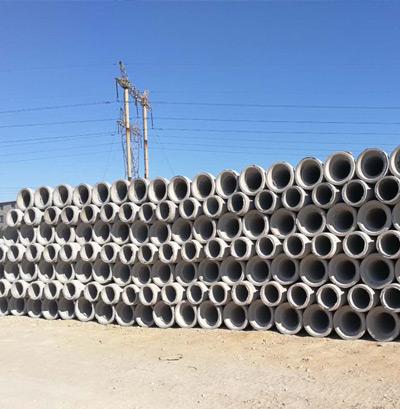 承插钢筋混凝土管
