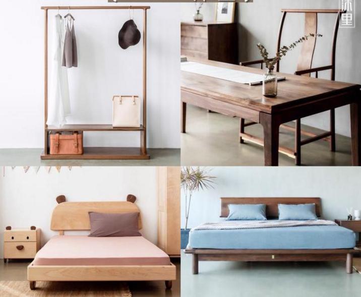 【西安鑫葉家具】房子裝修,實木家具哪種好?7種木質實木家具解析