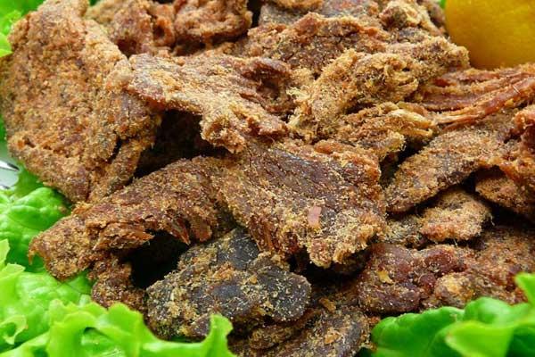 風干牦牛肉的食用方法