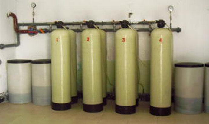 中國石油川西北氣礦凈化廠15m3/h鍋外水處理工程
