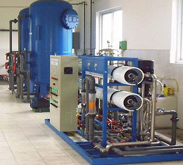 分質供水處理設備