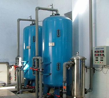 除鹽(純水)水處理設備