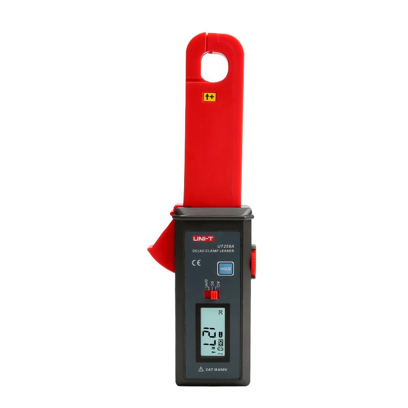 UT258直流/交流钳形漏电钳形电流表