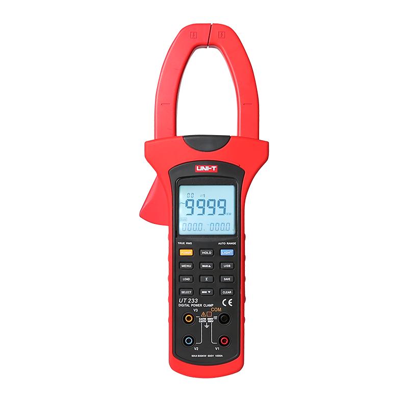 UT230数字钳形功率计