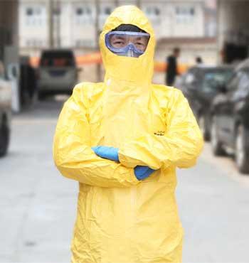 人体防护服