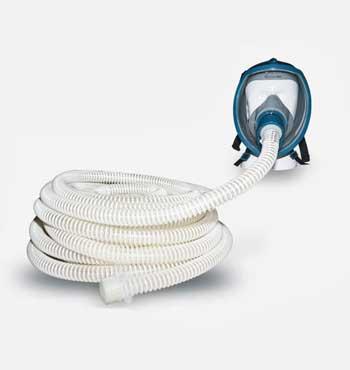 正压长管空气呼吸器
