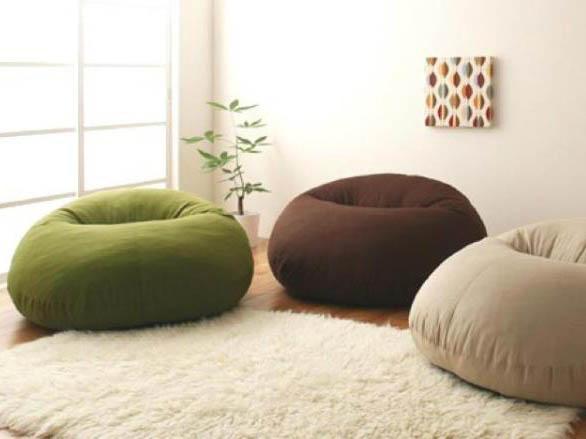 懶人沙發的保養與清潔