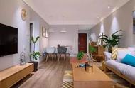 客廳沙發,茶幾,電視柜如何搭配才好看?