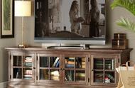 美式風格家居居裝修客廳電視柜推薦