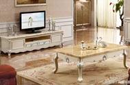 怎么選購茶幾和電視柜 不注重審美的客廳等于報廢