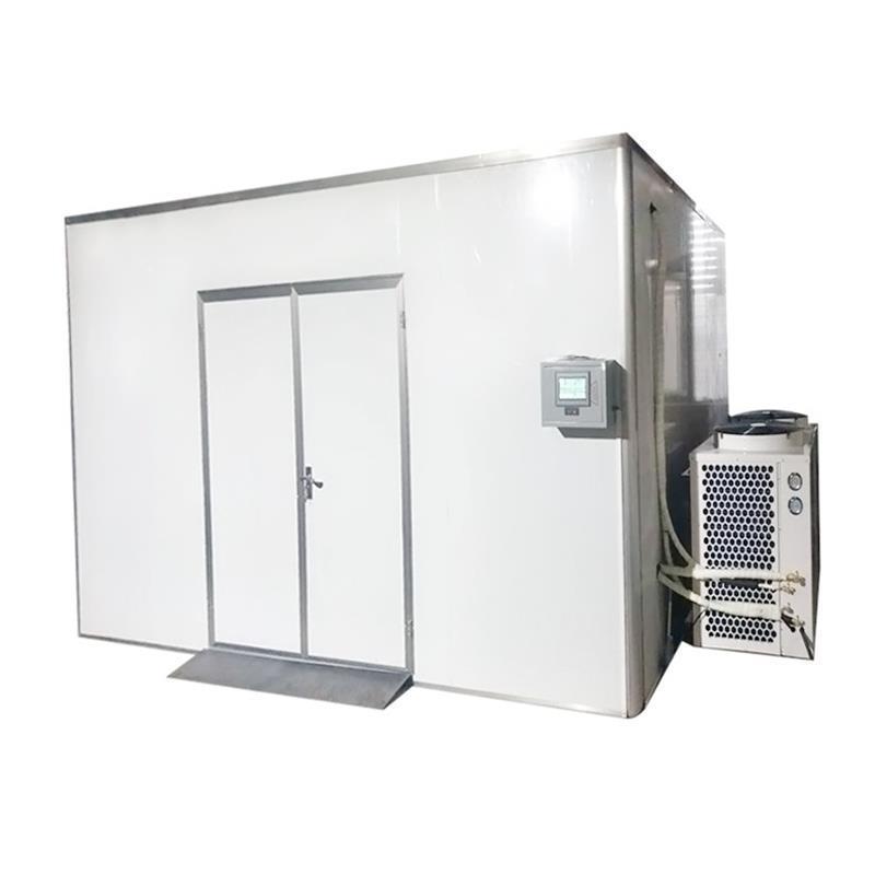 空气能中药材枳壳烘干机使用方法
