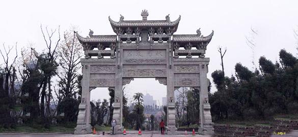 泸州张坝桂圆林