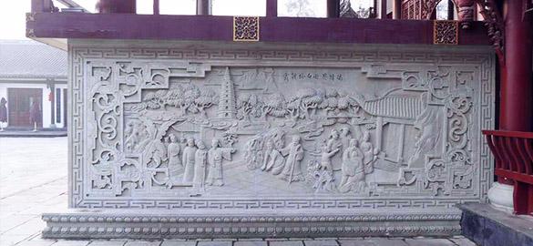 泸州张坝桂圆林壁画