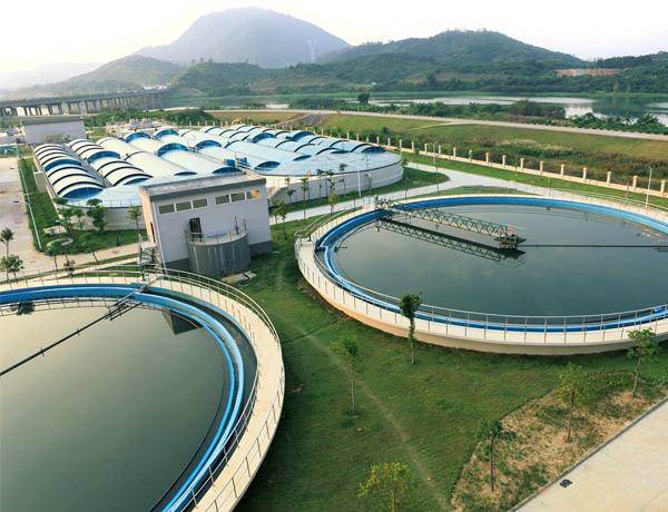 中国污水处理概念厂探索展望