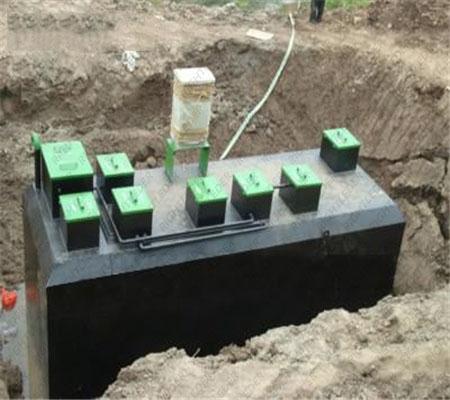 一体化污水处理设备有哪些优点?