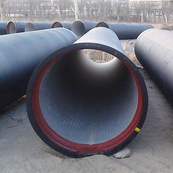 球墨铸铁管开裂预防和防腐处理