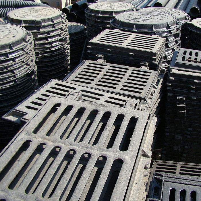 球墨铸铁管件储存方法和制造方法