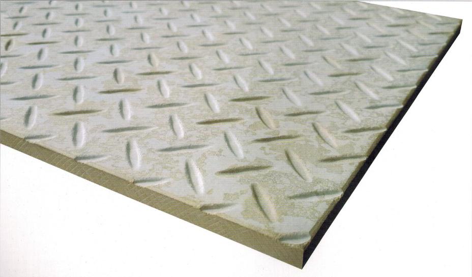 耐固板--板面贴砖或石材