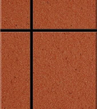 雅遠紅仿石型多彩漆