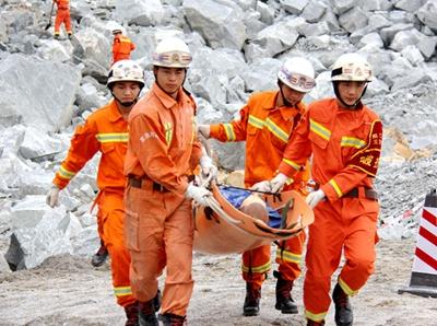 矿山救援保障